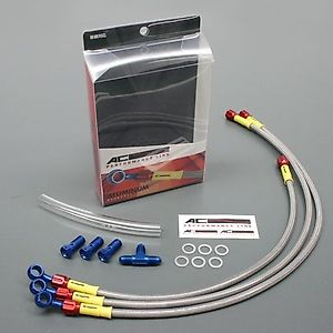 AC Performance Line Bolt-on Brake Hose Kit cho xe