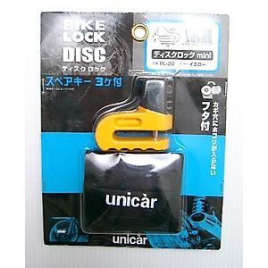 unicar Đĩa Lock Mini