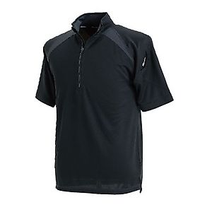 TSDESIGN Short Sleeve Half Zip [3015]