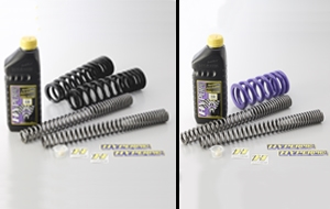 HYPERPRO Suspension Combination Kit (Front & Rear Spring)
