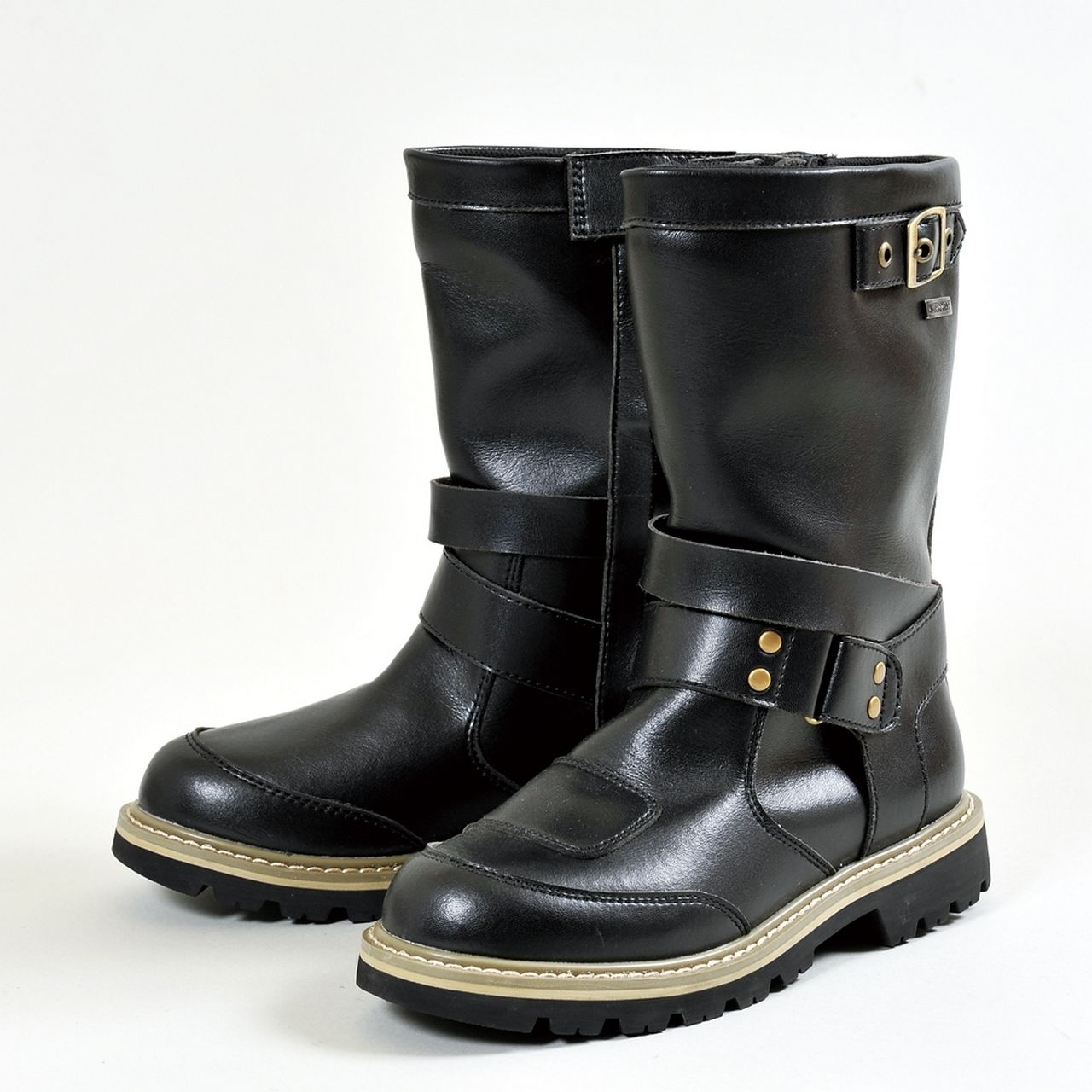 ROSSO Giày chống thấm nước Belted Boots