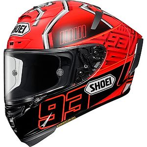 Shoei x14 spirit 3 helmet