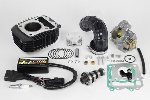 SP TAKEGAWA (Special Parts TAKEGAWA) Hyper E Stage N15 Bore Up Kit 143cc (With Big Throttle Body)