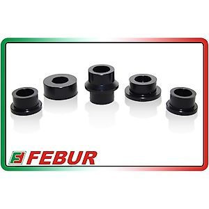 FEBUR KIT ERGAL WHEELS XE BUÝT