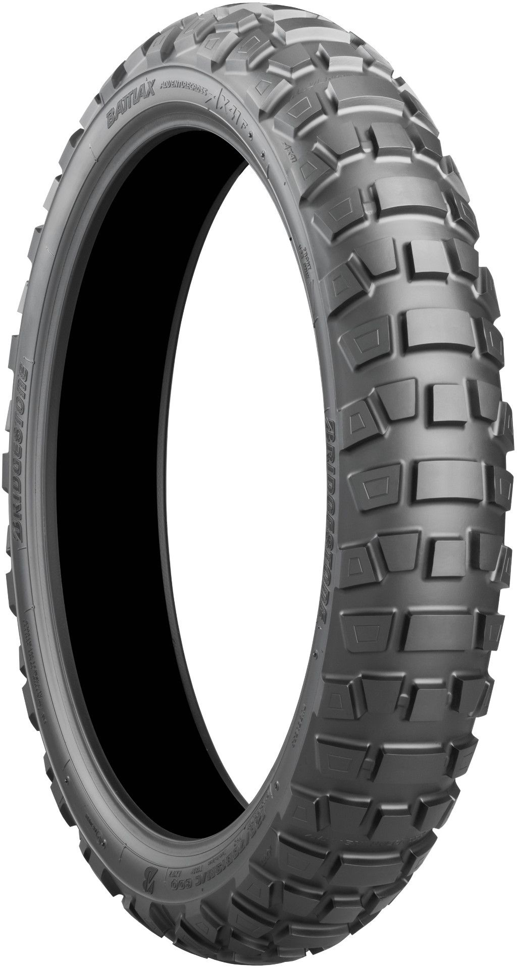 BRIDGESTONE BATTLAX ADVENTURECROSS AX41 [110 / 80B 19M / C 59Q] BATTLAX Adve