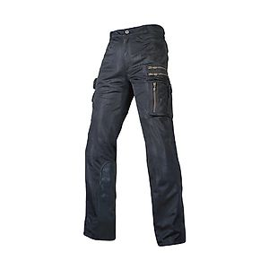 ROUGH&ROAD Biker ZIP Lưới Quần Loose Fit