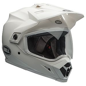BELL MX-9 Adventure MIPS Solid WHT M